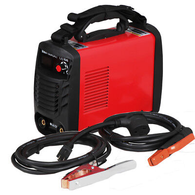 Mma Handheld Mini Electric Welder 110220v 20-160a Inverter Welding Machine Tool