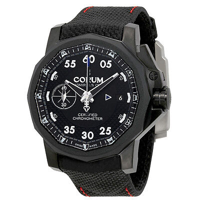 Corum Admiral's Cup Black Dial Automatic Mens Watch A96103114