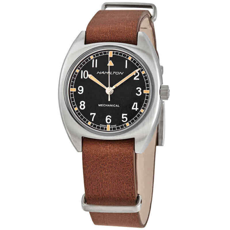 Hamilton-Khaki-Pilot-Pioneer-Hand-Wind-Black-Dial-Men-Watch-H76419531