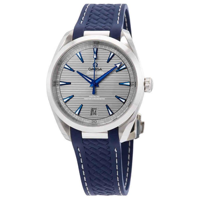 Omega Seamaster Aqua Terra Automatic Men's Watch 220.12.41.21.06.001 - watch picture 1