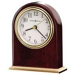 Howard Miller Monroe Table Clock, Rosewood - 645446