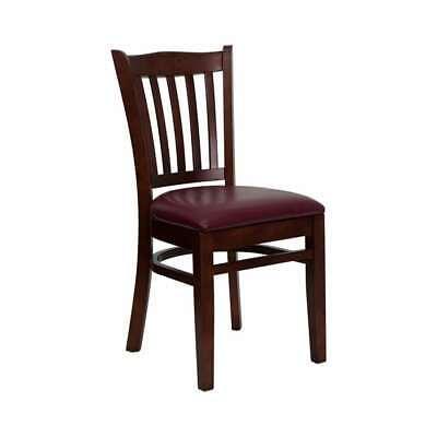 Flash Furniture  Reception and Lounge Seating - XU-DGW0008VRT-MAH-BURV-GG