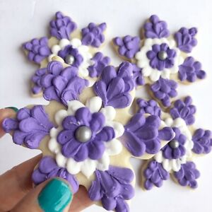 Homemade custom sugar cookies