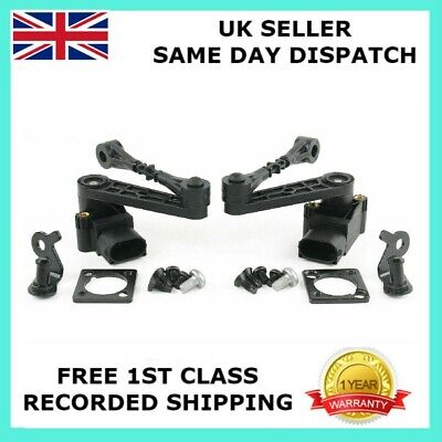 NEW PAIR FOR LAND ROVER RANGE ROVER SPORT FRONT RIGHT & LEFT HEIGHT LEVEL SENSOR