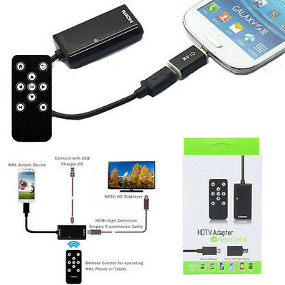 Universal HDMI TV Video Adapter Cable For Sony Xperia Z5 Z4