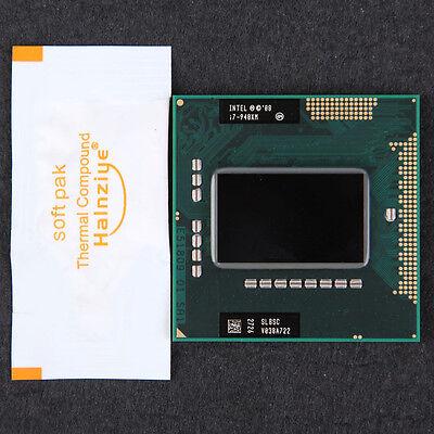 Intel Core I7-940XM I7 940XM Quad-Core CPU Processor 2.13 GHz 2.5 GT/s Socket G1