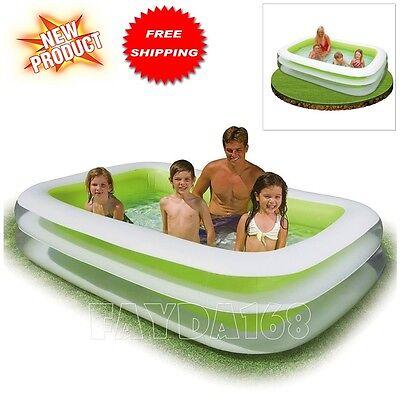 Intex Kids Toys Swim Center Pool Inflatable Family Outdoor Backyard Water Fun