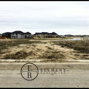 Large Lake Lots in Niverville only $89,900