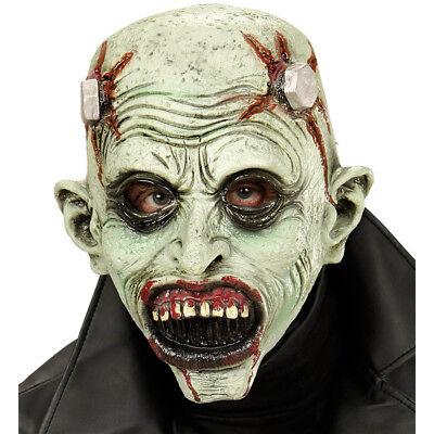 KINDER MONSTER MASKE Halloween Kostüm Zubehör Karneval Masken Zombie  # 00392