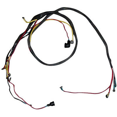 Ford Wiring Harness For 8n Side Distributor Generator Tractor Models 8n14401c