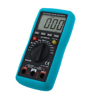 Digital Multimeter Ac Dc Amp Volt Temp Multi-function Tester Ohm Dmm Multitester