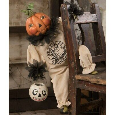 Bethany Lowe Pumpkin Pie Clown Halloween Holiday AUTHORIZED DEALER Free Shipping