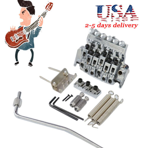 USA - Floyd Rose Lic Tremolo Bridge Double Locking System El