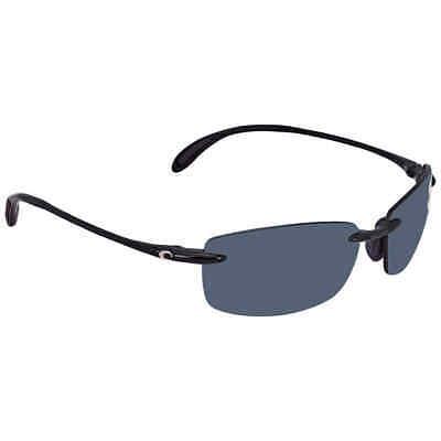 a2a6de9552038 Costa Del Mar Ballast Grey 580P Polarized Sunglasses BA 11 OGP BA 11 OGP