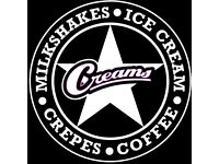 Waiter/Waitress/Barista Required for a Busy Ice Cream Parlour