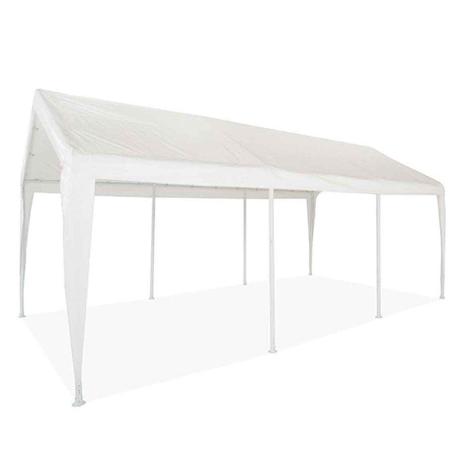 10x20 Carport Canopy Portable Garage Outdoor Shade Shelter B