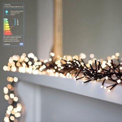 Weihnachts-Lichterkette 768 LED`s Außenbeleuchtung Weihnachtsdekoration Licht