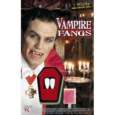 VAMPIR ZÄHNE # Halloween Karneval Dracula Kostüm Party - Vampir Zähne Halloween