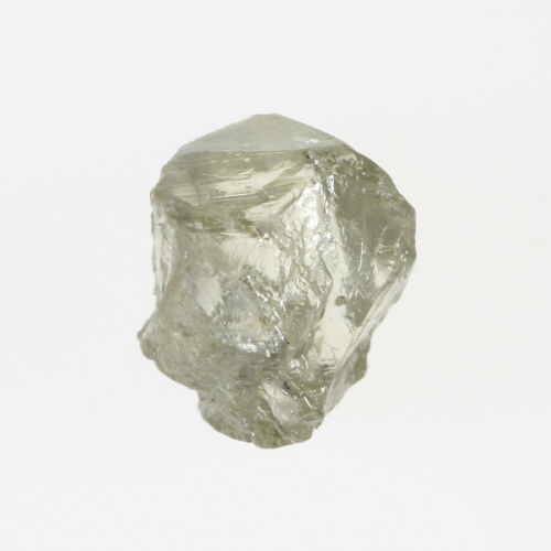 Wonderful White I Color VS2 Clarity 1.59 Carat Delightful Natural Rough Diamond