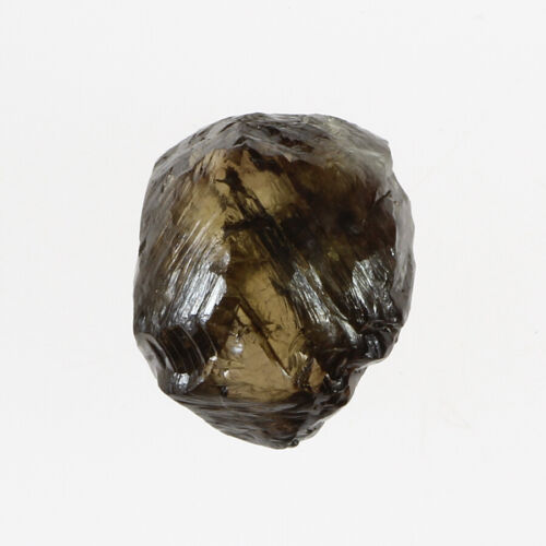 Fabulous Coffee Brown Color 1.57 Carat SI1 Clarity Sparkling Natural Raw Diamond