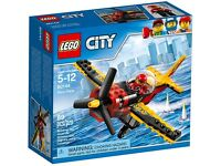 LEGO City - Race Plane - 60144