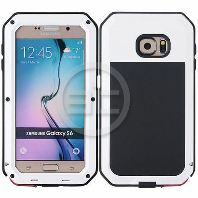 Metal Shockproof Aluminum Heavy Duty Case Cover For Samsung Galaxy S8 Plus/ S9