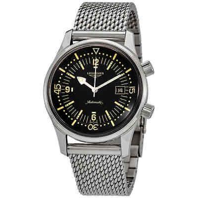 Longines Legend Diver Automatic Men's Watch L3.774.4.50.6