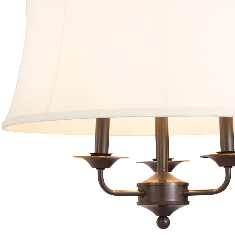 "Kichler Lighting Rosemont 18.98"" Bronze Vintage Single Bell"