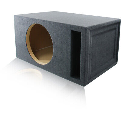 4.00 ft³ PORTED @ 32Hz SUBWOOFER ENCLOSURE MDF SPEAKER BOX FOR SINGLE 15