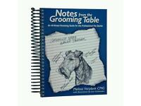 Do you have this book? Notes from the grooming table?!