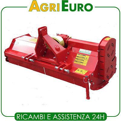 Trinciatrice a trattore media FL 138 fissa - trinciasarmenti trincia trinciaerba