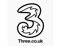 Three Unlimited Internet Everything Limited Time Offer Only £30
