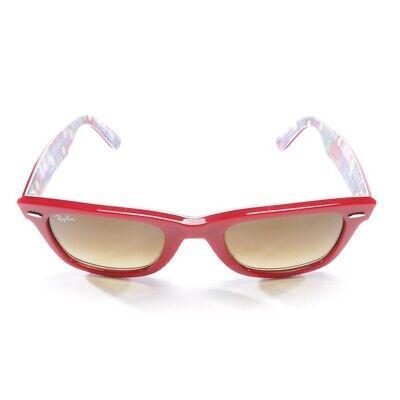 Sonnenbrille von Ray Ban in Rot - Wayfarer Special Series #10