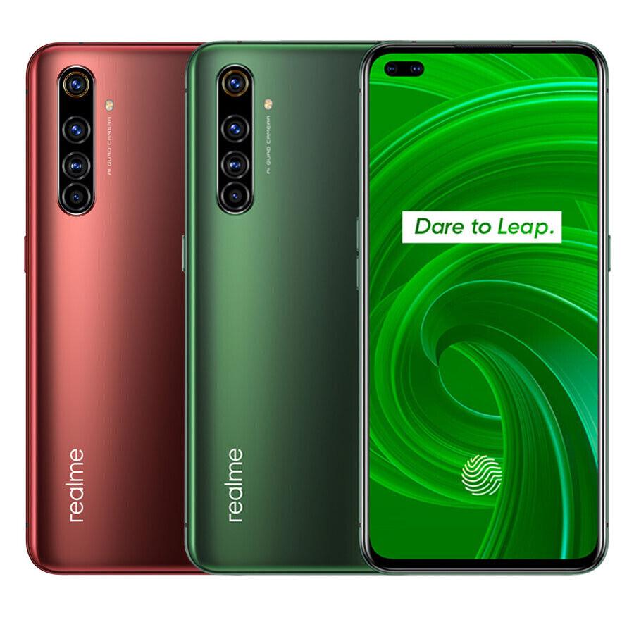 realme X50 Pro 8 GB 128 GB Smartphone Teléfono Snapdragon 865 5G NFC EU Version
