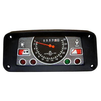 New Gauge Cluster For Ford New Holland 420 455 535 550 555 555a 555b Loader
