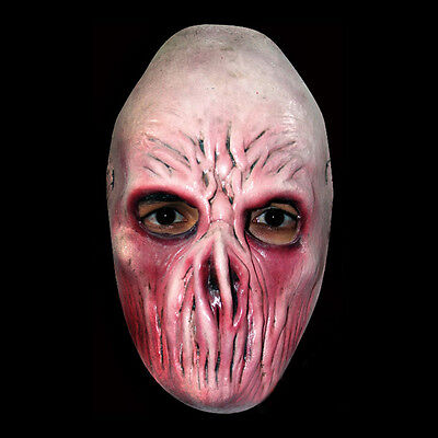 Alien Zombie Scary Adult Latex Gholish Productions Halloween Half Mask