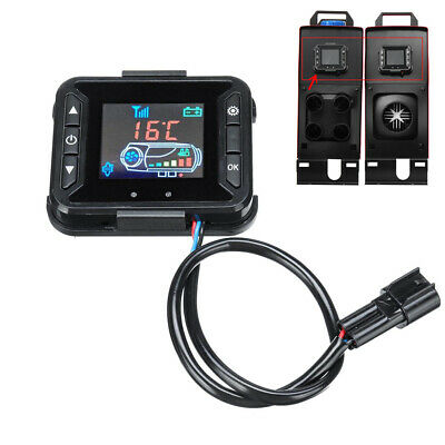 12V LCD Display Car Truck Parking Diesel Air Heater Switch Temperature Control