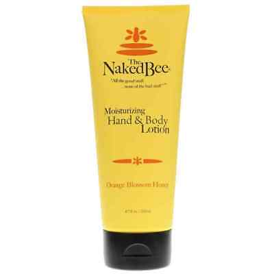 Bee Moisturizing Orange Blossom Honey - The Naked Bee Orange Blossom Honey Moisturizing Hand & Body Lotion 6.7 fl oz