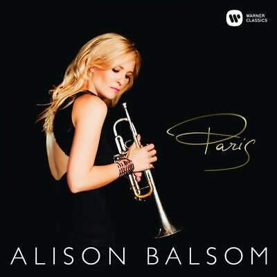 Alison Balsom – Paris CD Warner Classics 2014 USED ()