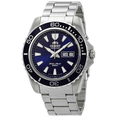 Orient Mako XL Automatic Blue Dial Men's Watch FEM75002DR