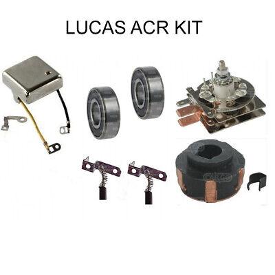 LUCAS ALTERNATOR ACR REPAIR KIT 15-16-17-18 LRA100 RECTIFIER REGULATOR BRUSHES