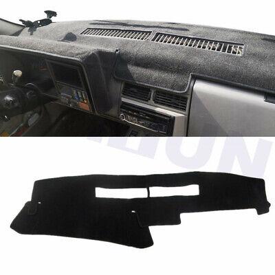 Pickup Dash Cover Dashboard Mat For Chevrolet Silverado Truck K1500 K2500 K3500