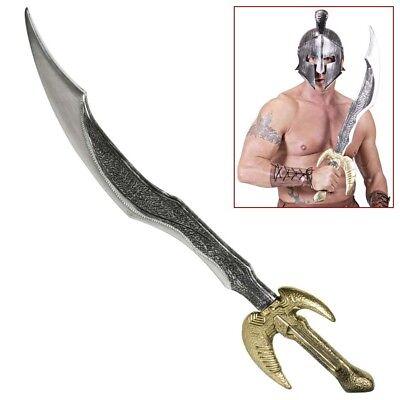 SPARTANER SCHWERT # Sparta Perser Griechenland Römer Gladiator Kostüm Deko 8617