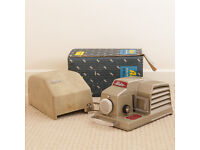 Retro Vintage Classic Old School Aldis Analogue Slide Projector