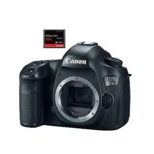 Canon 5DS R Body - BUNDLE