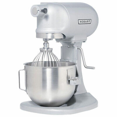 Hobart N50-60 5 Qt Planetary Mixer - Bench Model 16 Hp 100-120v