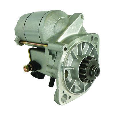 New Starter For John Deere Tractor 650 670 750 770 850 855 856 870 900hc Gr