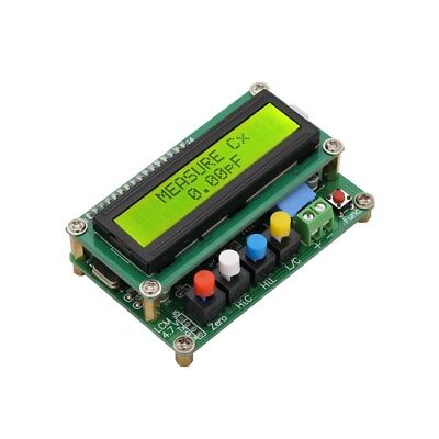 New Digital Lc100-a Lcd High Precision Inductance Capacitance Lc Meter Tester