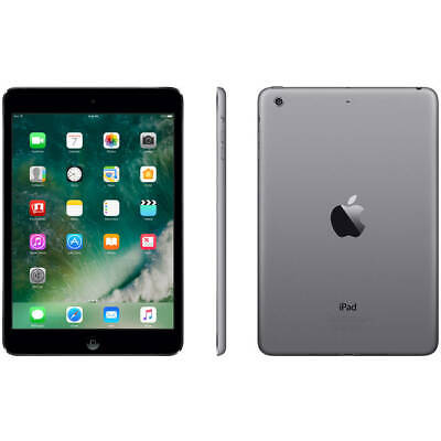Apple iPad Mini 2 32GB Space Gray (WiFi + Cellular) White Spots 60-Day Warranty