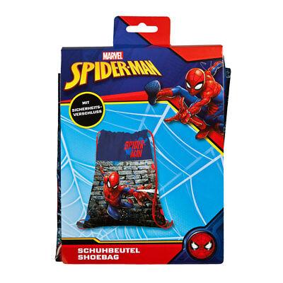 Spider-Man Schuhbeutel Sportbeutel Turnbeutel Sporttasche Beutel Tasche